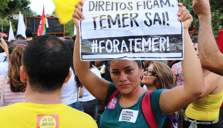 Mandato promove audiência que debaterá greve geral, diretas já e atual crise política