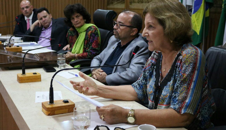 Valor da contabilidade paga por CMEIs causa polêmica em reunião de Comissão de Educação