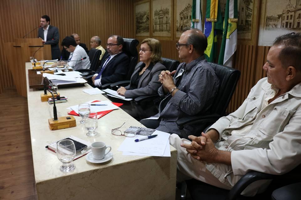 Destino do Hotel Reis Magos é debatido em audiência pública na Câmara Municipal