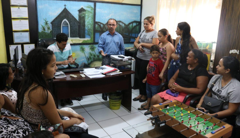 Em reunião com Sandro, parentes de presos relatam precariedades do sistema carcerário
