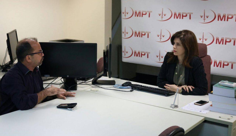 Reunião no MPT discute situação de vigilantes que atuam em eventos