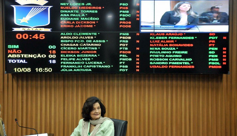 Câmara derruba veto ao cuscuz alegado