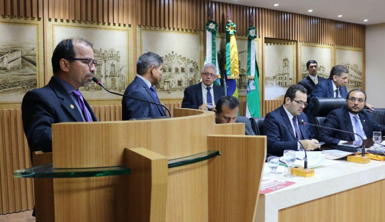 CEI da iluminação pública é protocolada na Câmara e já conta com 5 assinaturas