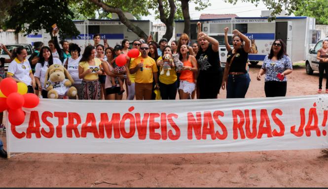 Após mais de um ano de luta, Castramóveis iniciam operações dia 23 na Zona Norte de Natal