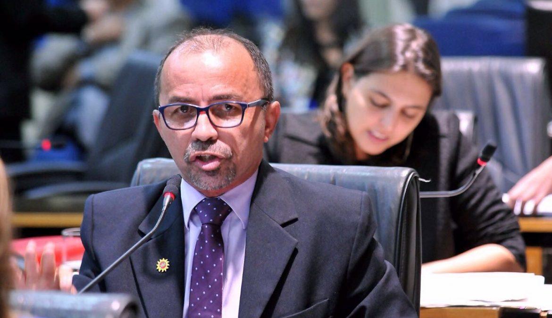 Vereador Sandro Pimentel protocolará pedido de impeachment do governador Robinson Faria (PSD) na Assembleia Legislativa